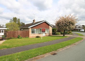 Thumbnail 3 bed detached bungalow for sale in Portland Crescent, Shrewsbury