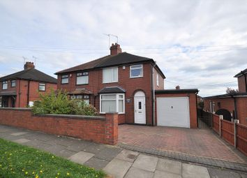 Thumbnail 3 bed semi-detached house for sale in Hollybush Road, Blurton, Stoke-On-Trent
