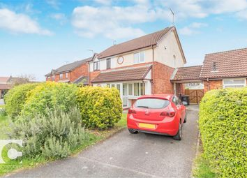 Thumbnail 2 bed semi-detached house for sale in Rydal Close, Little Neston, Neston, Cheshire