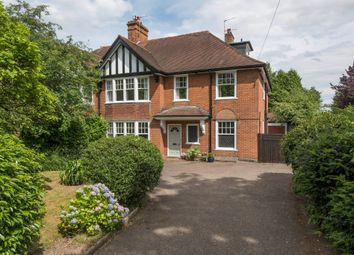 Thumbnail 5 bed semi-detached house for sale in Ipswich Road, Norwich