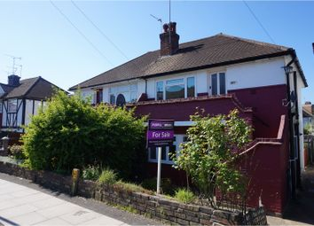 Thumbnail 2 bedroom maisonette for sale in Lynmouth Avenue, Morden