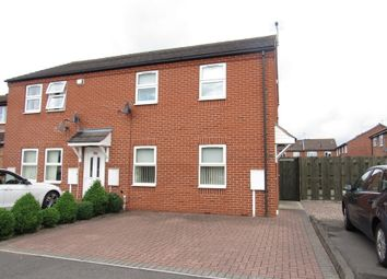 Thumbnail 3 bed semi-detached house for sale in Gibb Street, Long Eaton, Long Eaton