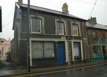 Thumbnail 2 bed flat to rent in Sycamore Street, Newcastle Emlyn, Carmarthenshire