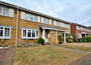 Thumbnail 3 bed terraced house for sale in Stamford Road, Walton-On-Thames