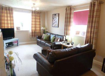 Thumbnail 2 bed flat to rent in Burton Court, Peterborough