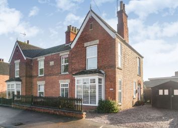 Thumbnail 3 bed semi-detached house for sale in Park Road, Holbeach