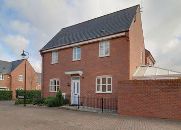 Thumbnail 3 bed detached house for sale in Oakland Court, Wychwood Village