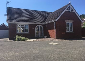 Thumbnail 2 bed bungalow for sale in Southfields Close, Wisbech