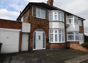 Thumbnail 3 bedroom semi-detached house to rent in Colchester Road, Leicester