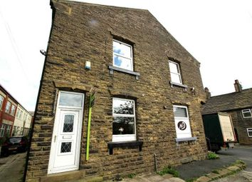 2 bed terraced house for sale in Gibbet Street, Highroad Well, Halifax HX2