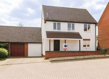 Thumbnail 3 bed detached house for sale in Farinton, Two Mile Ash, Milton Keynes, Bucks
