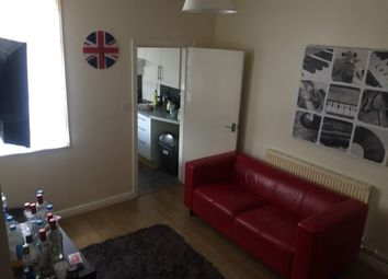 Thumbnail 4 bed terraced house to rent in Broad Street, Near Keele, Newcastle-Under-Lyme