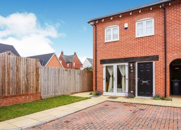 Thumbnail 2 bed town house for sale in Spruce Square, Barrow Upon Soar