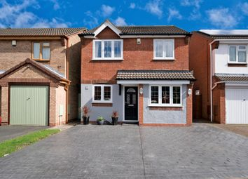 Thumbnail 3 bedroom detached house for sale in Minewood Close, Bloxwich, Walsall