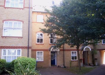 Thumbnail 4 bed town house for sale in Chamberlayne Avenue, Wembley