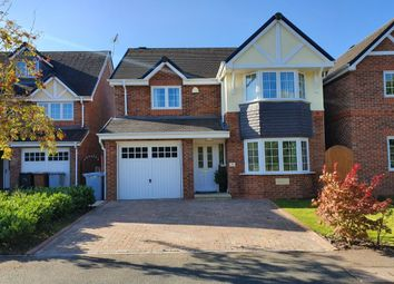Thumbnail 4 bed detached house for sale in Kemble Close, Wistaston, Crewe