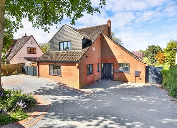 Thumbnail 5 bed detached house for sale in West End Avenue, Brundall, Norwich