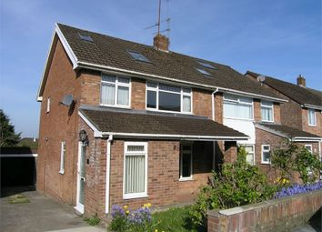 Thumbnail 4 bed semi-detached house to rent in Ogwen Drive, Cyncoed, Cardiff