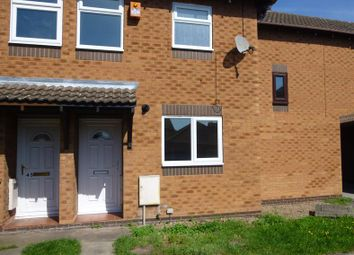 Thumbnail 2 bedroom town house for sale in Holdenby Close, Retford