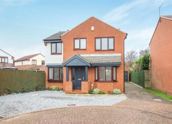 Thumbnail 4 bed detached house for sale in St. Johns Close, Beverley