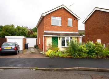 3 bed detached house for sale in Tasman Grove, Perton, Wolverhampton WV6
