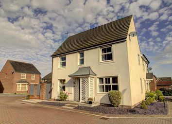 Thumbnail 3 bed semi-detached house for sale in St. Marys Approach, Hambleton, Selby
