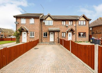 Thumbnail 2 bed terraced house for sale in The Avenue, Hersden, Canterbury