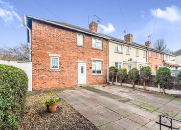 Thumbnail 3 bed end terrace house for sale in Hollemeadow Avenue, Walsall