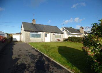Thumbnail 2 bed bungalow for sale in Lon Ty'r Gof, Y Ffor, Pwllheli, Gwynedd