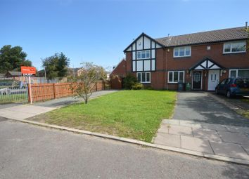 Thumbnail 2 bed end terrace house for sale in Castleford Rise, Moreton, Wirral