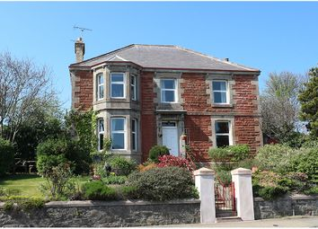 Thumbnail 4 bed detached house for sale in Victoria Road, Eyemouth