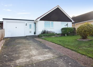 Thumbnail 2 bedroom detached bungalow for sale in The Roundway, Kingskerswell, Newton Abbot