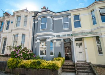 Thumbnail 3 bed terraced house for sale in Westbourne Road, Peverell, Plymouth