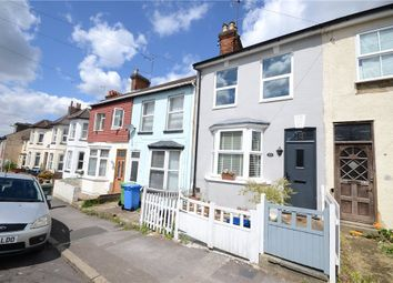 Thumbnail 3 bed terraced house for sale in Queens Road, Aldershot, Hampshire