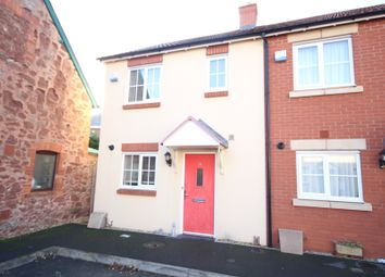 Thumbnail 2 bed end terrace house to rent in Blacksmtih Close, Williton