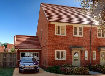 Thumbnail 2 bed semi-detached house for sale in Willowbrook, Elmbridge Road, Cranleigh, Surrey