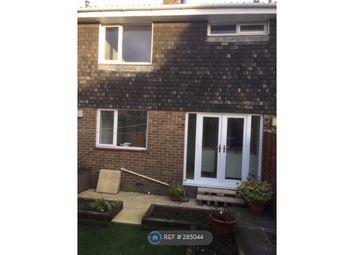 Thumbnail 3 bed terraced house to rent in Highburn, Cramlington, Northumberland