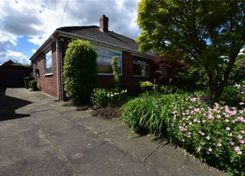 Thumbnail 2 bed bungalow for sale in Lyndhurst Road, Scholes, Leeds, West Yorkshire