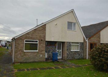 Thumbnail 4 bed semi-detached bungalow for sale in 3, Llewelyn Walk, Tywyn, Gwynedd