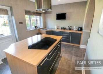 Thumbnail 4 bedroom detached house for sale in Lowood Avenue, Davyhulme