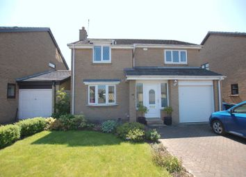 Thumbnail 4 bed detached house for sale in Eland Edge, Ponteland, Newcastle Upon Tyne