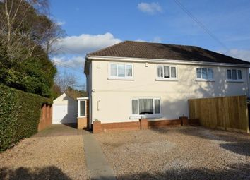 Thumbnail 4 bed semi-detached house for sale in Church Road, Ferndown