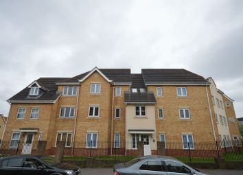 Thumbnail 2 bed flat to rent in Morgan Close, Leagrave, Luton