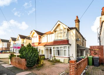 Thumbnail 4 bed semi-detached house for sale in Ringwood Road, Eastbourne