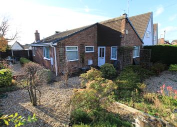 Thumbnail 2 bed detached bungalow for sale in Draycott Road, Borrowash, Derbyshire