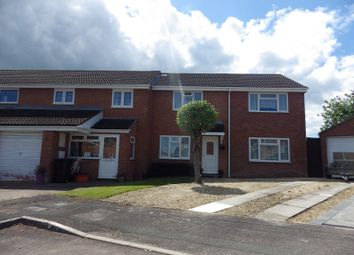 Thumbnail 4 bed semi-detached house to rent in Wynndale Close, Swindon, Wiltshire