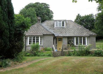 Thumbnail 3 bed detached bungalow to rent in School Lane, Hindon, Salisbury