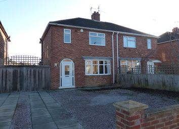 Thumbnail 3 bed semi-detached house for sale in Southfields Drive, Stanground