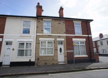 Thumbnail 3 bed terraced house to rent in Gresham Road, Derby
