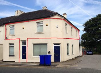 Thumbnail 2 bed flat to rent in First Floor, 837 London Road, Trent Vale, Stoke-On-Trent, Staffordshire